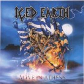 ICED EARTH: Alive in Athens