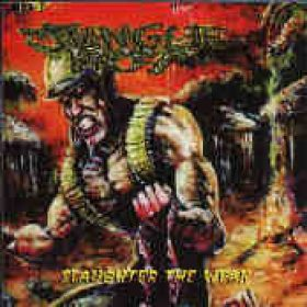 JUNGLE ROT: Slaughter the Weak