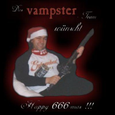 Frohe Weihnacht!