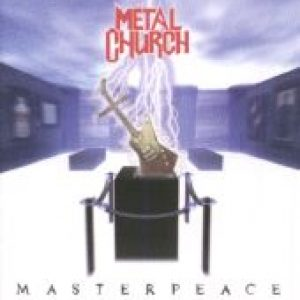 METAL CHURCH: Masterpeace