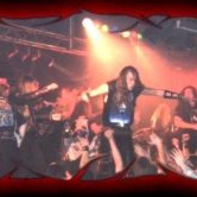 SACRED STEEL, GODDESS OF DESIRE, TANKARD, SODOM, Rockfabrik Ludwigsburg, 29.12.99
