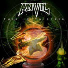 ANVIL: geben Trackliste bekannt