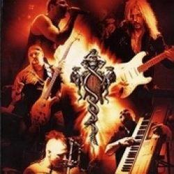 AXEL RUDI PELL: Live Over Europe [DVD]