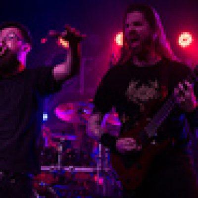 ALLEGAEON: neuer Song online, neues Album im Herbst