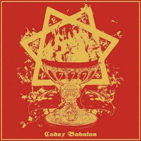 CARONTE: Codex Babalon [EP]
