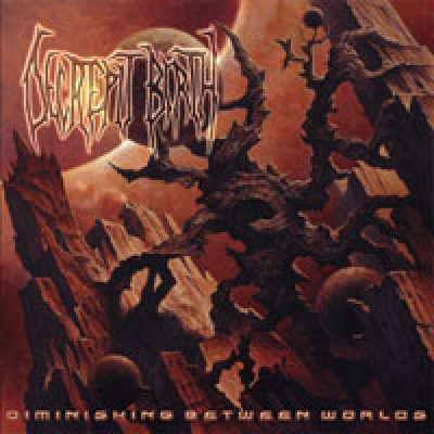 DECREPIT BIRTH: die Trackliste zu `Diminishing Between Worlds`