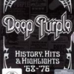 DEEP PURPLE: History, Hits & Highlights [DVD]