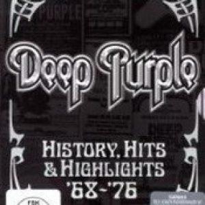 DEEP PURPLE: History, Hits & Highlights [DVD]