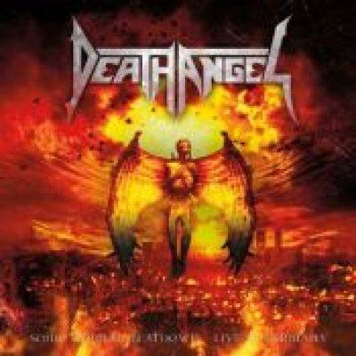 DEATH ANGEL: Live-DVD ´Sonic Beatdown Live In Germany´ im Mai 2009