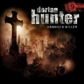 DORIAN HUNTER: Folge 9 – Im Labyrinth des Todes [Hörspiel]