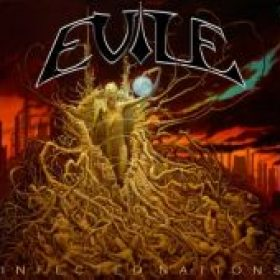 EVILE: ´Infected Nations´ – neues Album im September 2009