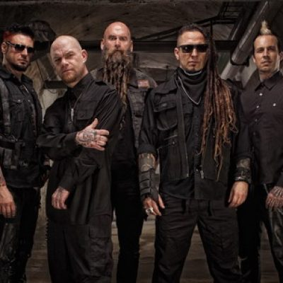 FIVE FINGER DEATH PUNCH: Konzert heute in Düsseldorf ohne PAPA ROACH und DEVIL YOU KNOW!