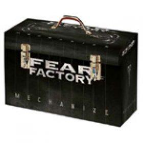 FEAR FACTORY: ´Mechanize´  – das neue Album als Box-Set