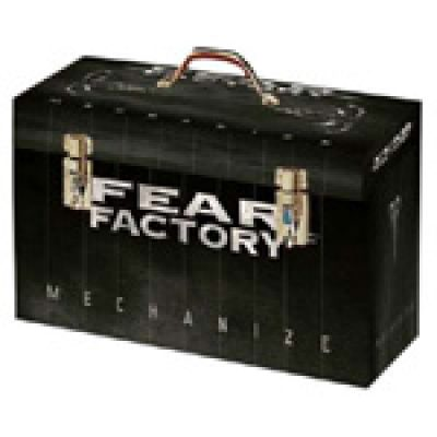 FEAR FACTORY: ´Mechanize´  – das neue Album als Box-Set