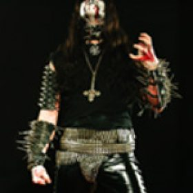 GORGOROTH: auf Tour im April 2010