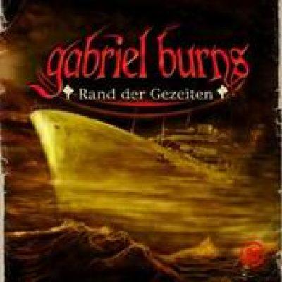 GABRIEL BURNS: Folge 31 – Rand der Gezeiten [Hörspiel]
