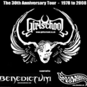 GIRLSCHOOL: Meet & Greet zu gewinnen!