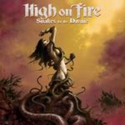 HIGH ON FIRE: Neues Album ´Snakes for the Divine´ als Stream