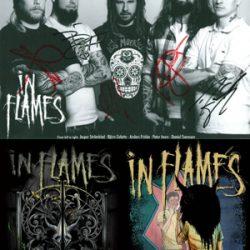 IN FLAMES: ´Sounds Of A Playground Fading´  als Deluxe-Sammelsurium, neues Video aus dem Studio