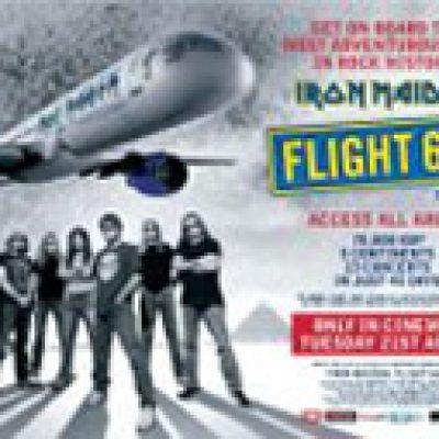 IRON MAIDEN: Flight 666 [Filmkritik Kino]
