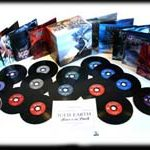 ICED EARTH: ´Slave To The Dark – The Century Media Years´-Box