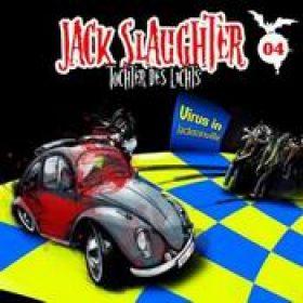JACK SLAUGHTER: Folge 4 – Virus in Jacksonville [Hörspiel]