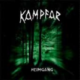 KAMPFAR: `Heimgang` – neues Album am 26. September