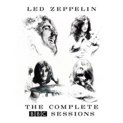 "LED ZEPPELIN: ""The Complete BBC Sessions"" im September"