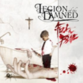 LEGION OF THE DAMNED: `Feel The Blade` am 4. Januar 2008