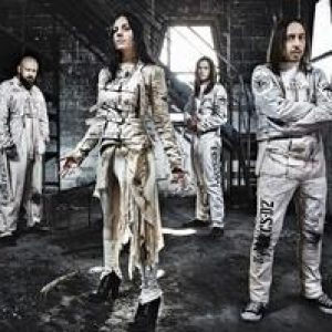 "LACUNA COIL: Video-Clip zu ""Blood, Tears, Dust"""