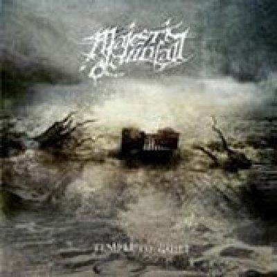 MAJESTIC DOWNFALL: Temple Of Guilt
