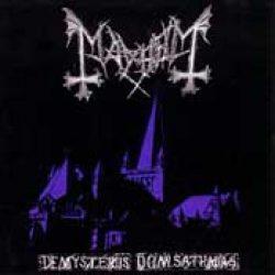 MAYHEM: De Mysteriis Dom. Sathanas