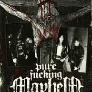 MAYHEM: Pure Fucking Mayhem [DVD + CD]