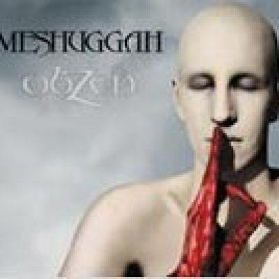 MESHUGGAH: Song vom neuen Album ´ObZen´ online