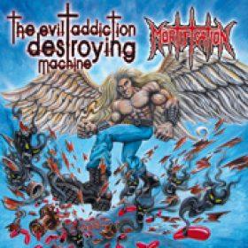 MORTIFICATION: Details zum neuen Album `The evil addiction destroying machine`