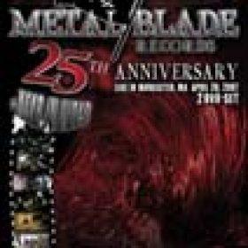 METAL BLADE RECORDS: DVD zum 25-jährigen Jubiläum