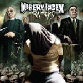 MISERY INDEX: ´Traitors´ – Songs vom neuen Album online
