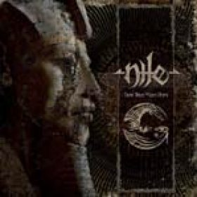NILE: Cover und Songtitel von ´Those Whom The Gods Detest´