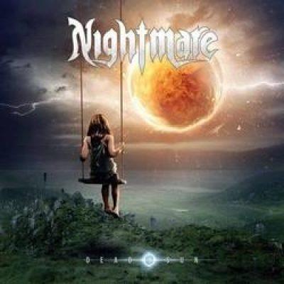 "NIGHTMARE: kündigen mit ""Dead Sun"" zehntes Album an"