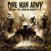 ONE MAN ARMY AND THE UNDEAD QUARTET: Debüt kommt im Januar