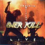 OVERKILL: Live-DVD im November