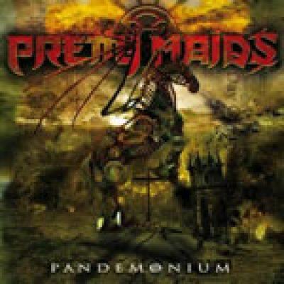 "PRETTY MAIDS: ""Pandemonium"" am 14.05., Kenn Jeckson raus!"