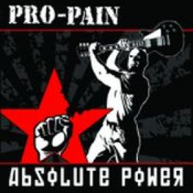 PRO-PAIN: neues Album ´Absolute Power´ im Mai
