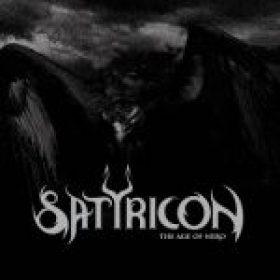 SATYRICON: Cover und Trackliste von ´The Age Of Nero´