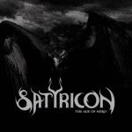 SATYRICON: Cover und Trackliste von ´The Age Of Nero´