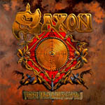 SAXON: ´Into The Labyrinth´ – Releasepartys und Competition