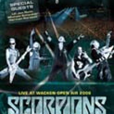 SCORPIONS: DVD ´Live at Wacken 2006 – A Night To Remember´