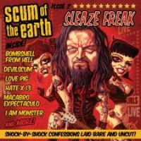 SCUM OF THE EARTH: Trackliste von ´Sleaze Freak´