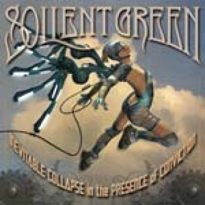 SOILENT GREEN: neues Album ´Inevitable Collapse in the Presence of Conviction´