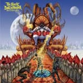 THE BLACK DAHLIA MURDER:  Albumcover von ´Deflorate´